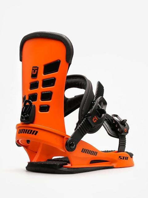 Snowboardové vázání Union Str (orange)