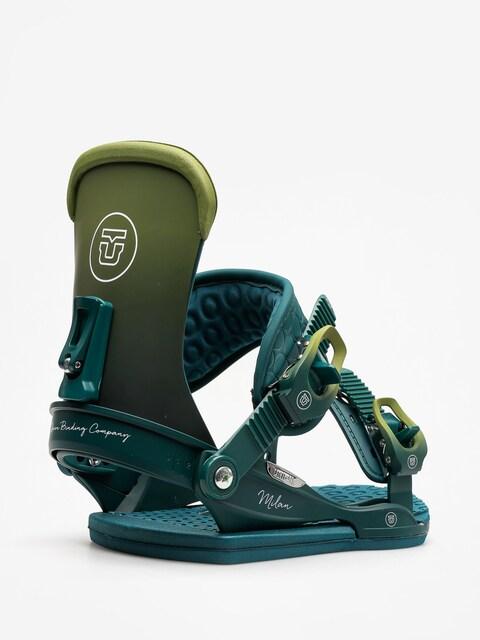 Snowboardové vázání Union Milan Wmn (olive)