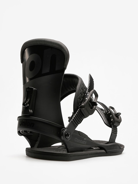 Snowboardové vázání Union Contact (black)