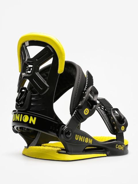 Snowboardové vázání Union Cadet (black)
