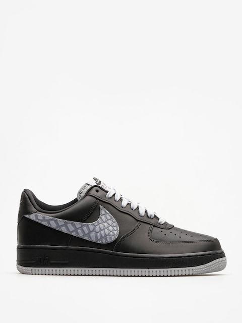 Boty Nike Air Force 1 07 Lv8 (black/cool grey dark grey)