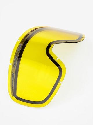 Sklo na snowboardové brýle Dragon D1 (lumalens yellow)