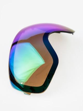 Sklo na snowboardové brýle Dragon X2s (lumalens greenion)