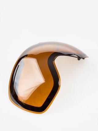 Sklo na snowboardové brýle Dragon X1 (lumalens silverion)