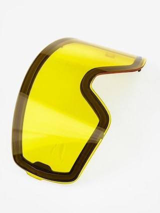 Sklo na snowboardové brýle Dragon NFX2 (lumalens yellow)