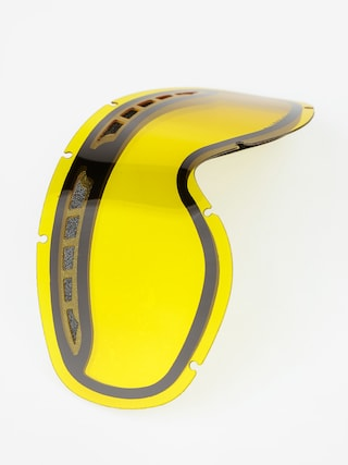 Sklo na snowboardové brýle Dragon DXS (lumalens yellow)