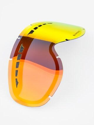 Sklo na snowboardové brýle Dragon DXS (lumalens redion)
