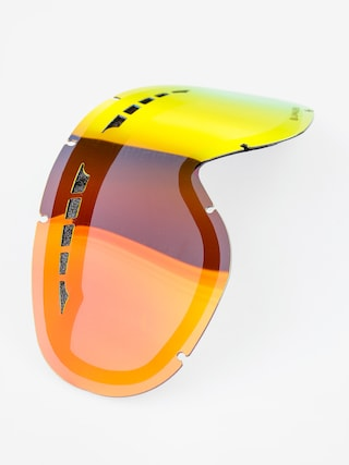 Sklo na snowboardové brýle Dragon DX (lumalens redion)
