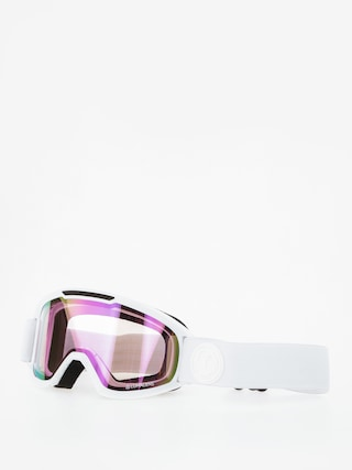 Bru00fdle na snowboard Dragon DX2 (whiteout/lumalens pink ion/dark smoke)