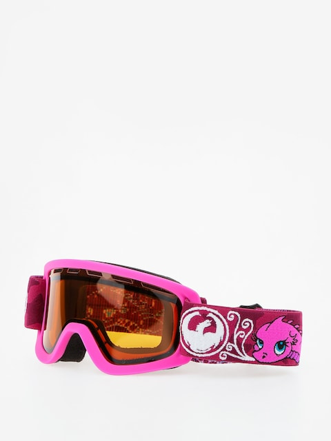 Brýle na snowboard Dragon Lil D (gilly lumalens silver ion)