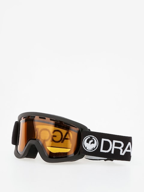 Brýle na snowboard Dragon Lil D (black/lumalens amber)