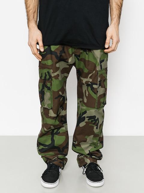Kalhoty Nike SB Flx Pant Ftm Erdl (medium olive)