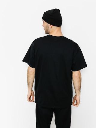 Tričko Thrasher Skate Mag (black)