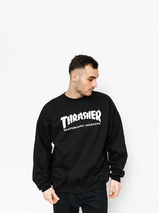 Mikina Thrasher Skate Mag Crew (black)