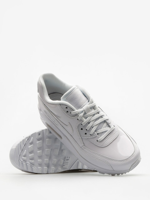 Boty Nike Air Max 90 Leather Wmn (white/white white)