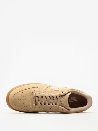 outlet store 9cabe b5fe9 Boty Nike Air Force 1 07 Lv8 Suede (mushroom mushroom gum med brown ivory)