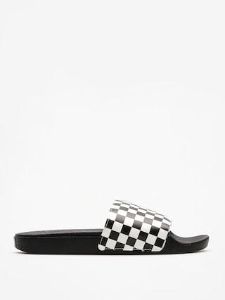 Plu00e1u017eovky Vans Slide On (checkerboard/white)