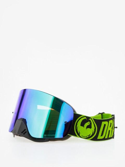 Brýle Cross  Dragon NFX (factory/lumalens green ion/clear)