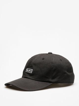 Kšiltovka Vans Curved Bill Jockey ZD (black)