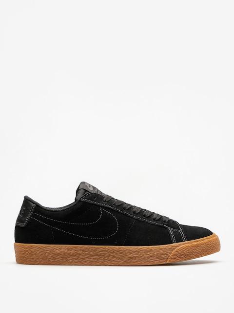 Boty Nike SB Zoom Blazer Low (black/black anthracite)