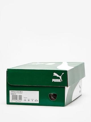 Boty Puma Platform Trace Wmn (puma black/puma black)