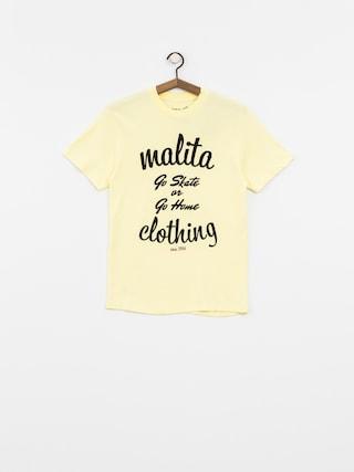 Tričko Malita Go Skate (pin)