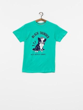 Tričko Malita  Thunder (mint)
