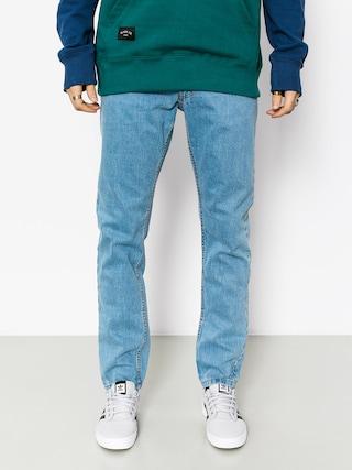 Kalhoty Elade Selvedge (light blue denim)