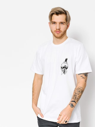 Tričko Diamante Wear Don't Die (white)