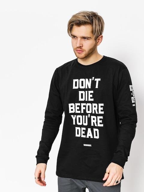 Triko Diamante Wear Don't Die (black)