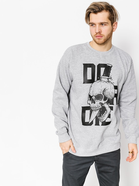 Mikina Diamante Wear Do Or Die (grey)