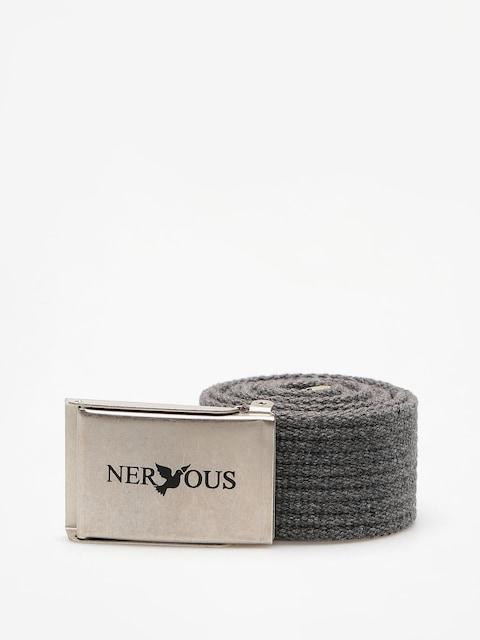 Pásek Nervous Classic (grey)