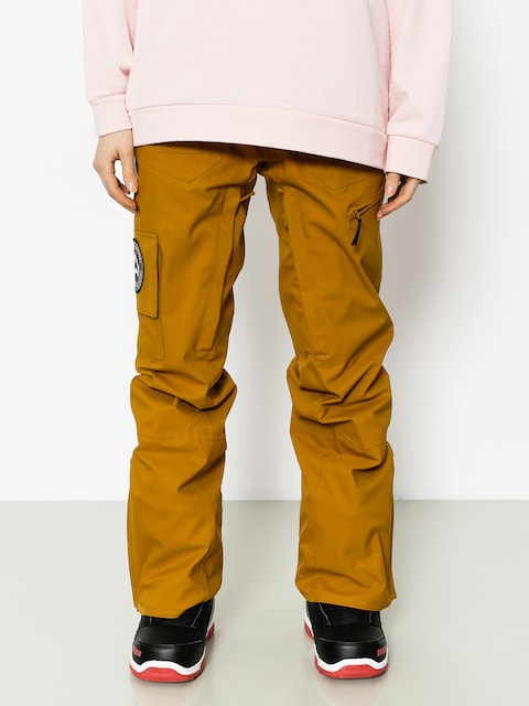 Snowboardové kalhoty  Westbeach Atomic Pant Wmn (brown sugar)