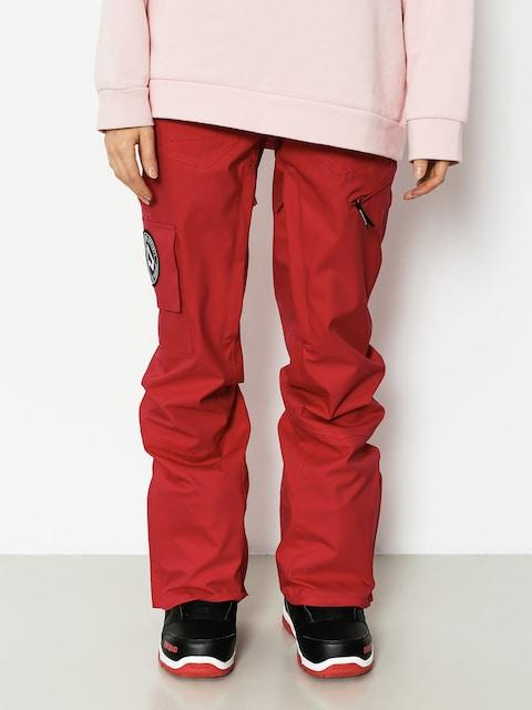 Snowboardové kalhoty  Westbeach Atomic Pant Wmn (cherry)