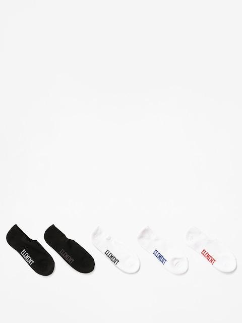 Ponožky Element Low Rise 5 Pack (multico)