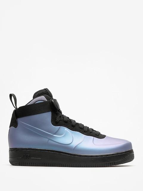 Boty Nike Air Force 1 Foamposite Cupsole (light carbon/light carbon black)
