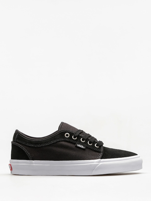 Boty Vans Chukka Low (black/white/chili/pepper)