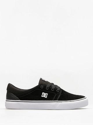 Boty DC Trase S (black/black/white)