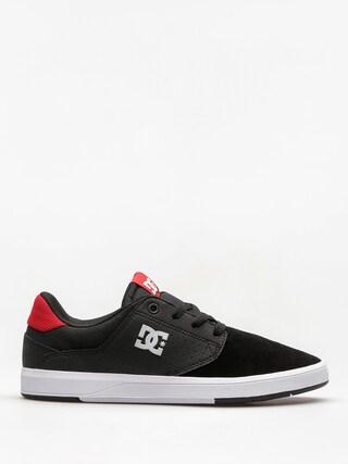 Boty DC Plaza Tc S (black/athletic red)