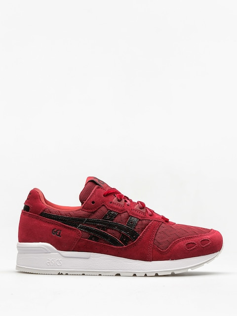 Boty ASICS Tiger Gel Lyte Wmn (burgundy/black)