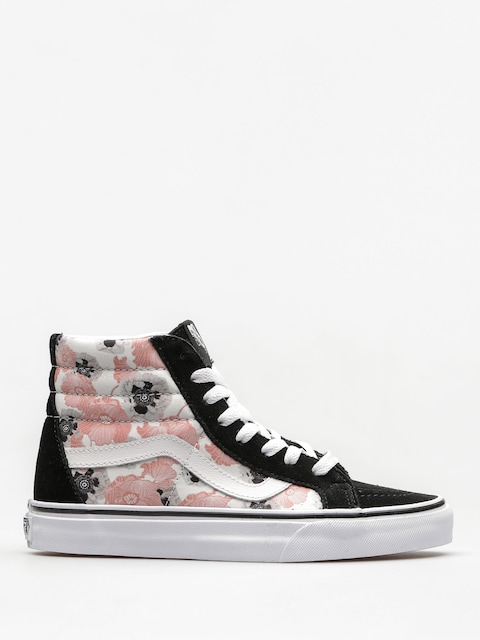 Boty Vans Sk8 Hi Reissue (california/poppy/multi/true/white)
