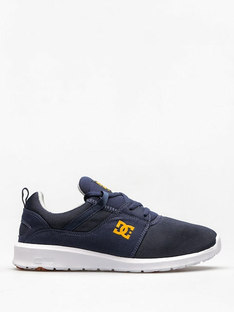 Boty DC Heathrow (navy/gold)