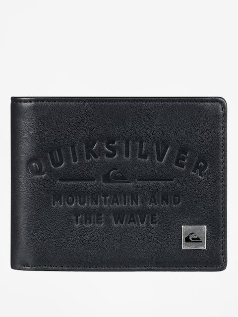Peněženka Quiksilver Mack IV (black)