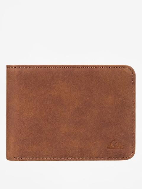 Peněženka Quiksilver Slim Vintage (tan leather)