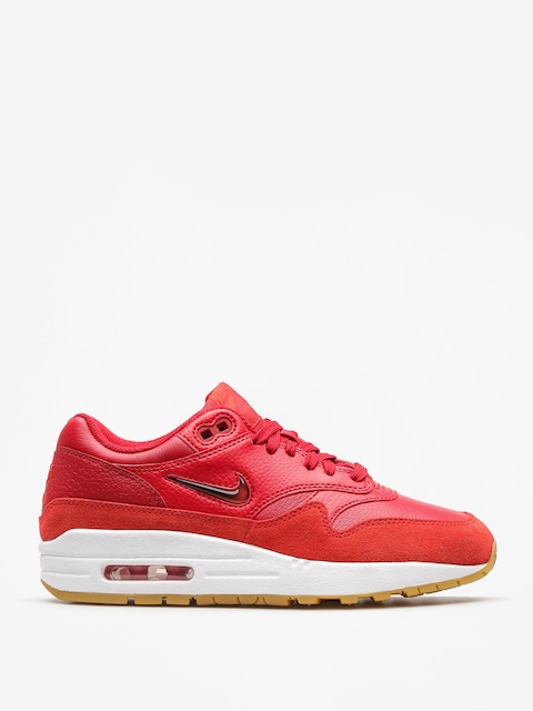 Boty Nike Air Max 1 Premium Sc Wmn (gym red/gym red speed red)