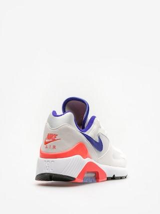 Boty Nike Air Max 180 Wmn (white/ultramarine solar red black)