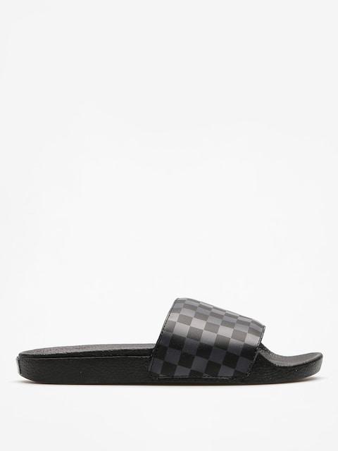 Plážovky Vans Slide On (checkerboard/black/asphalt)