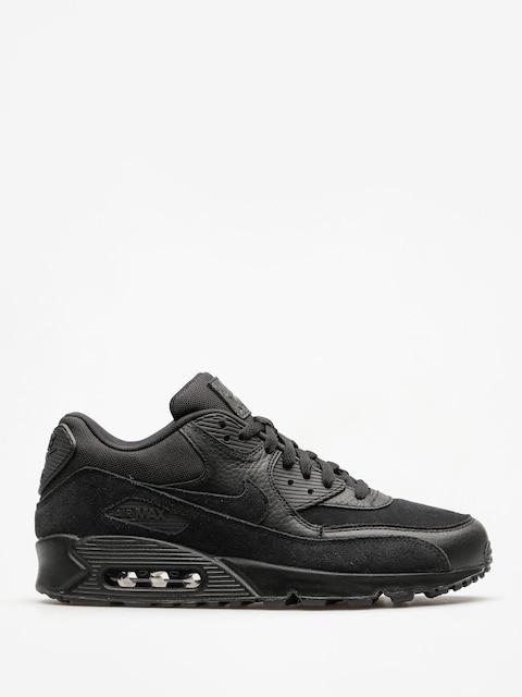 Boty Nike Air Max 90 Premium (black/black)