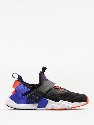 Boty Nike Air Huarache Drift Premium (black/rush violet rush orange)