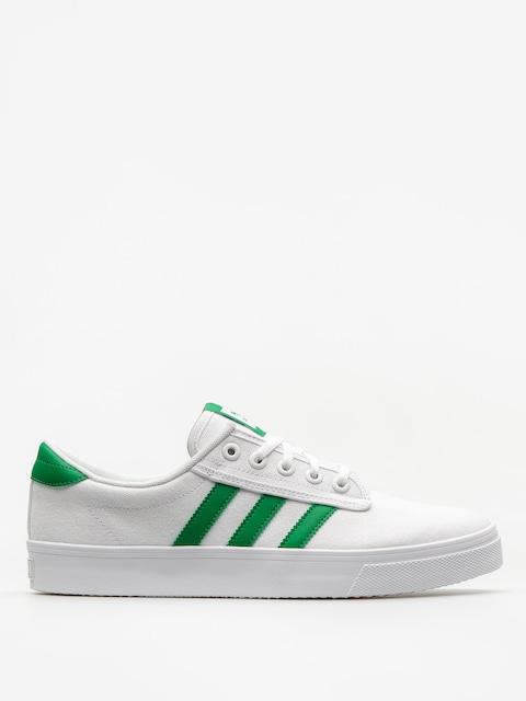 Boty adidas Kiel (ftwwht/green/ftwwht)